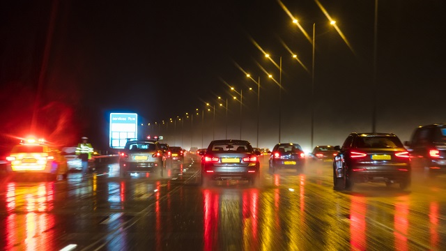 Smart motorways emissions Ellis Fox Blog